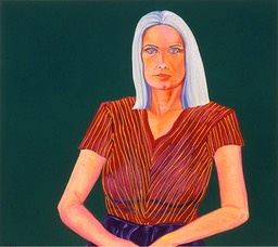 ©1998 Jan Aronson Portrait of Laura Oil on Canvas 32x36